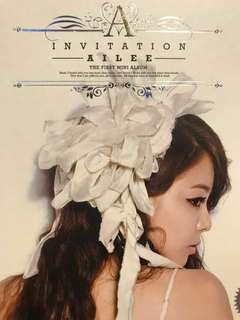 Ailee- Invitation