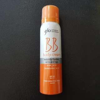 Belo BB Body Cream (Kojic Acid + Tranexamic Acid)