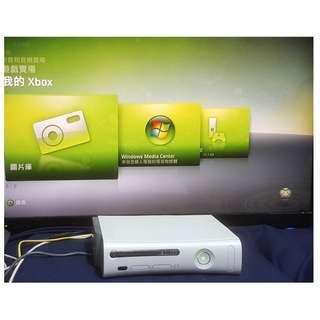 Microsoft XBOX360 hdmi主機