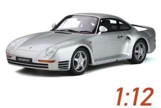 全新GT Spirit 1/12 Porsche 959