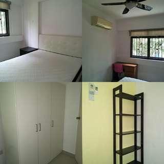 Common Room For Rent JW (Single/Twin)