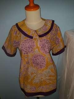 Batik nonarara blouse