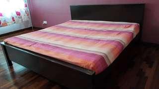 King mattress #RHD80