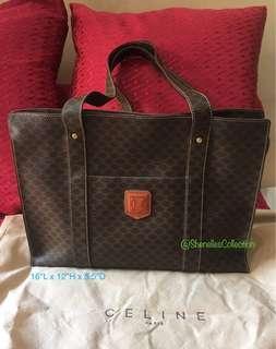 Original Preloved CELINE Tote Bag