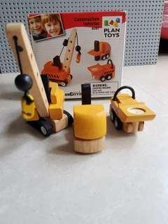 🚚 Plantoys Construction Vehicle