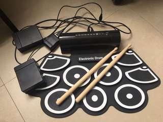 電子鼓-只用過幾次