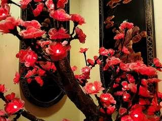 Led cherry blossom tree for rent