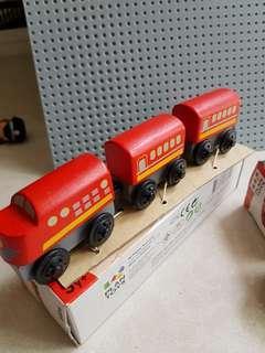 🚚 Plantoys Local Train