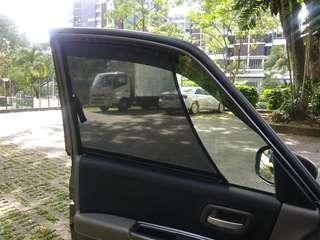 Honda Freed custom fit curtain sunshade