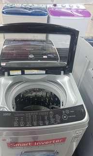 Bisa di cicil mesin cuci inverter LG tanpa dp