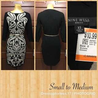 Nine West Knitted Dress