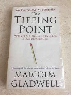 🚚 Cheap Book: The Tipping Point by Malcolm Gladwell