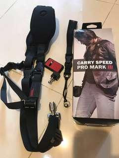 Carry speed pro markiii 相機帶 減壓帶 canon sony nikon Camera Strap