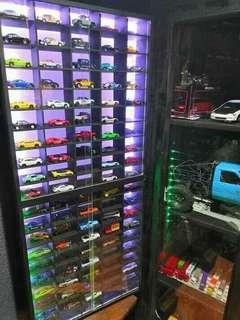 Diecast Storage Display Cabinet