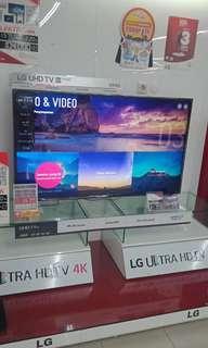 Tv LG 55 in bisa di cicil gratis 1x agsuran