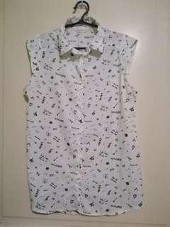 Calliope blouse