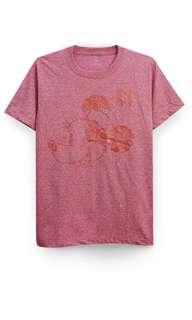Goldwood Minnie icon head t shirt