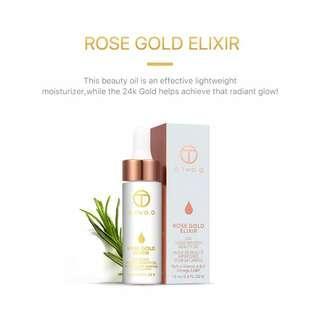 Rose gold elixir