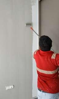 Painting and Electrical services, include full renovation work