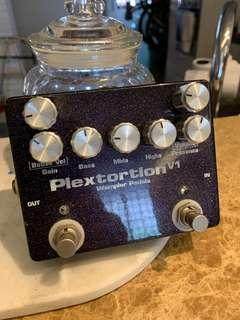 🚚 Wampler plextortion with boost