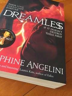 Novel; Dreamless