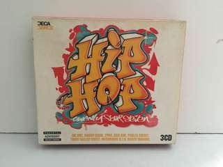 HIP HOP 3CD 唱片