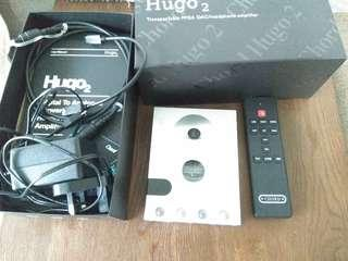 Hugo 2 DAC / H-Amp Local set
