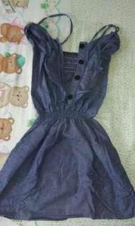 Denim dress  #CarousellFaster