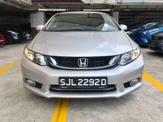 Honda Civic 1.6 Sedan i-VTEC Auto