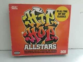 Hip Hop Allstars 3CD 唱片