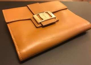 Unisex Salvatore Ferragamo wallet 真皮銀包 100% original made in Italy