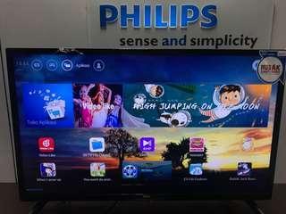 Smart TV 32inch kredit tanpa ribet