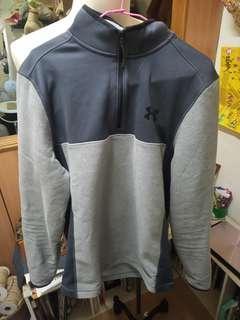 🚚 UA高領保暖訓練衣