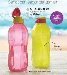 TUPPERWARE 2L Eco Bottle