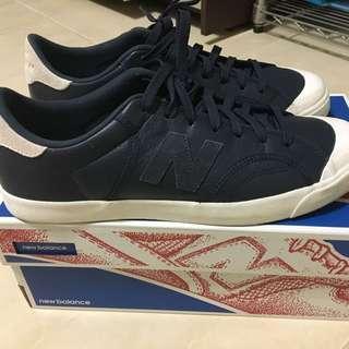 🚚 new balance proctsoc 附鞋盒 白底