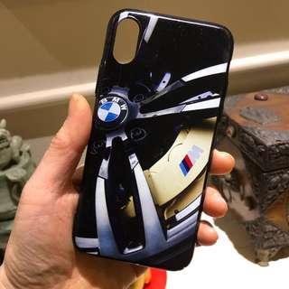 🚚 最新超帥 BMW鋁圈 卡鉗 M power 樣式 手機 殼 蘋果 ipone 6/6s 7/8 X xs max Xr