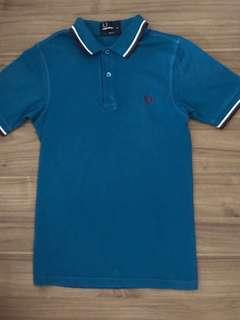 Fred Perry Twin Tipped Polo - XS
