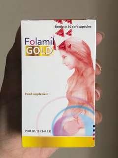 Folamil Gold Suplemen Ibu Hamil