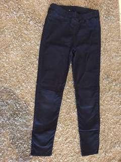 UNIQLO kids black pants