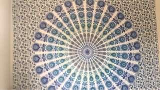 Mandela tapestry