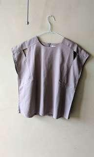This is April Top/Blouse