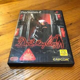 Devil May Cry (DMC) - PS2 (Jap. Version)