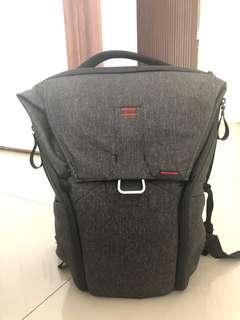 Tas Kamera Peak Design Everyday Backpack 20L Charcoal Like New