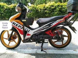 Honda Dash Repsol 110 2013