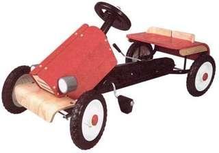 Plantoys Red Racing Car