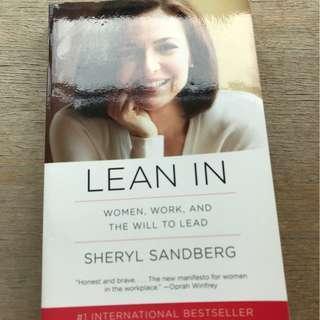 Lean In (by Sheryl Sandberg)