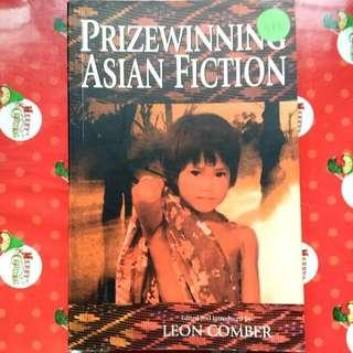 🚚 Prizewinning Asian Fiction by Leon Comber