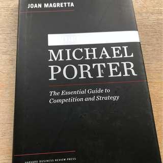 Understanding Michael Porter by Joan Magretta (Harvard Business Review Press)