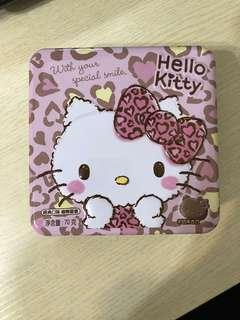 Hello Kitty 小鐵盒