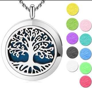 🚚 Tree of Life pendant diffuser